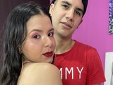 BrunoAndKaty naked camshow show